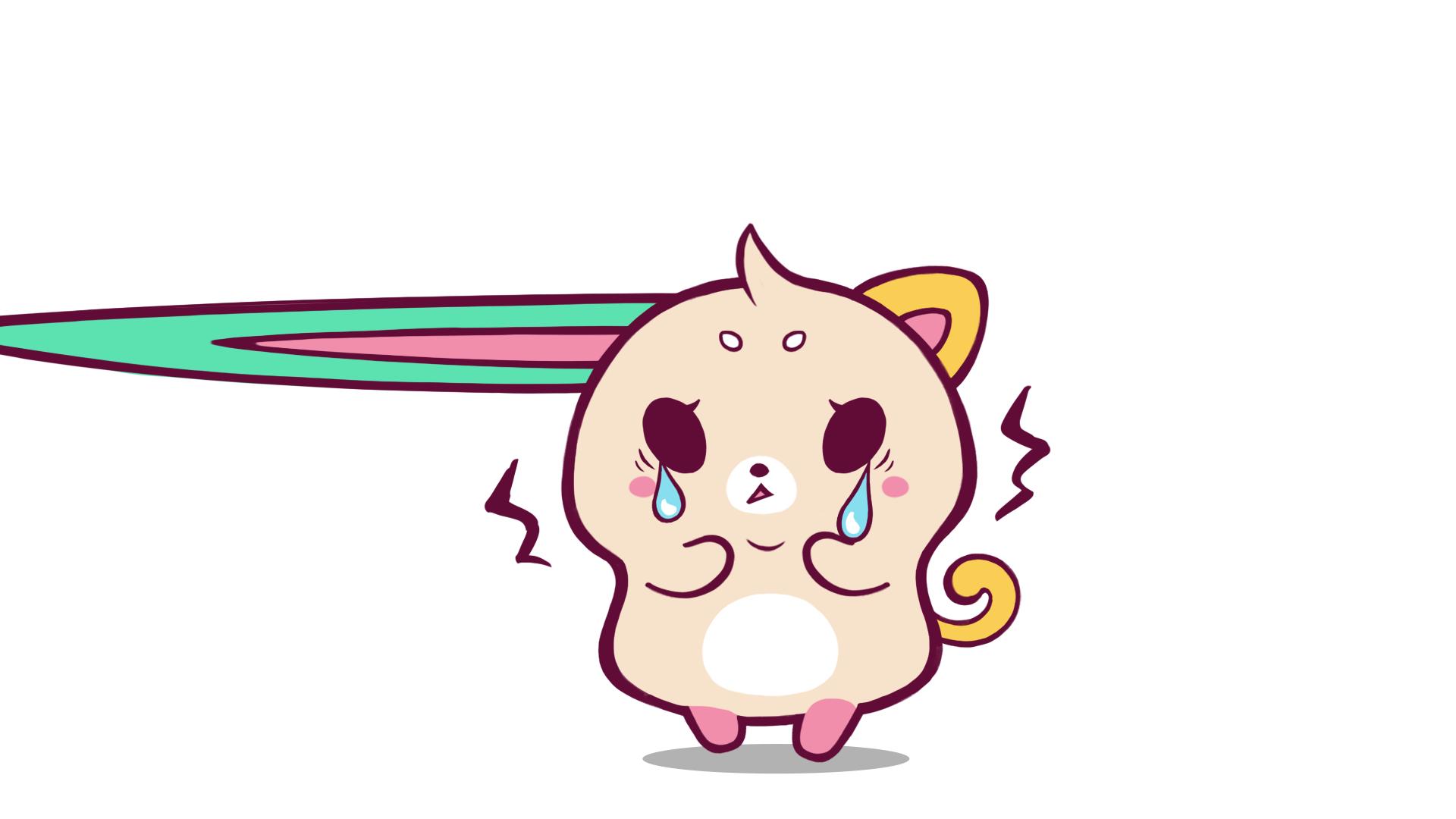 【欲望の塊ミエコ】耳が、びよーん?!